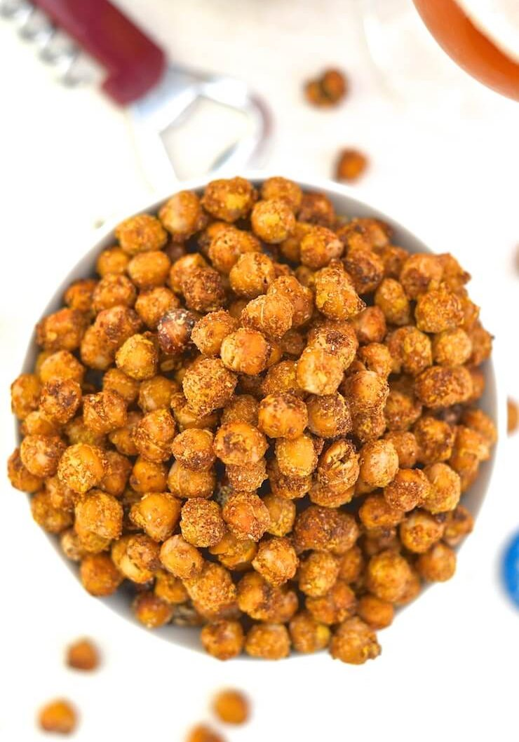 cheese-onion-roasted-chickpeas-2