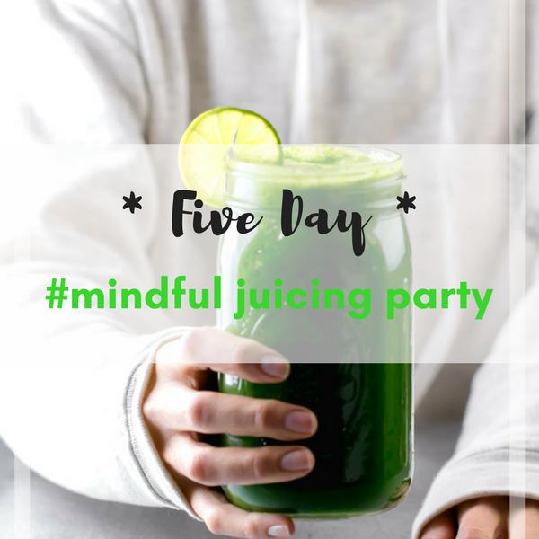 five day juicing challenge