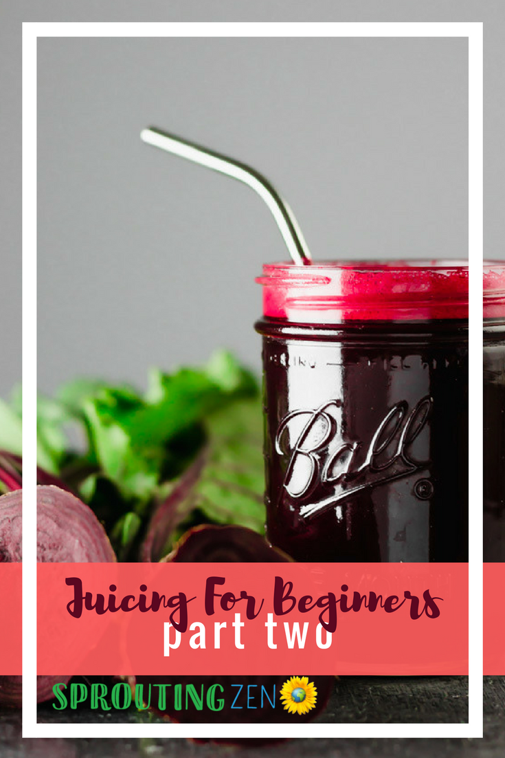 'Juicing For Beginners' - A Three Part Series. #juicing #juice #plantbased #juicerecipes