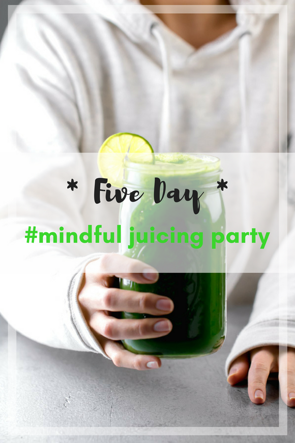 five day juicing challenge