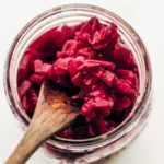 homemade sauerkraut caraway in a mason jar recipe