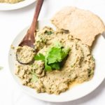 vegan healthy oil free babaganoush recipe
