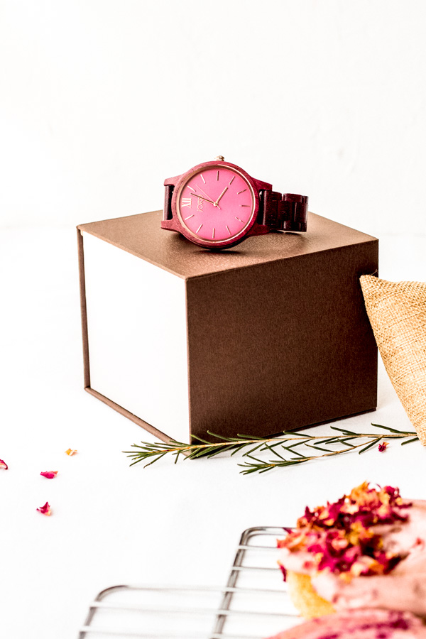 Jord Wooden Watch Vegan and Sustainable