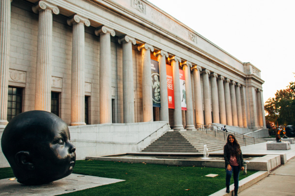 museum of fine arts boston new england road trip