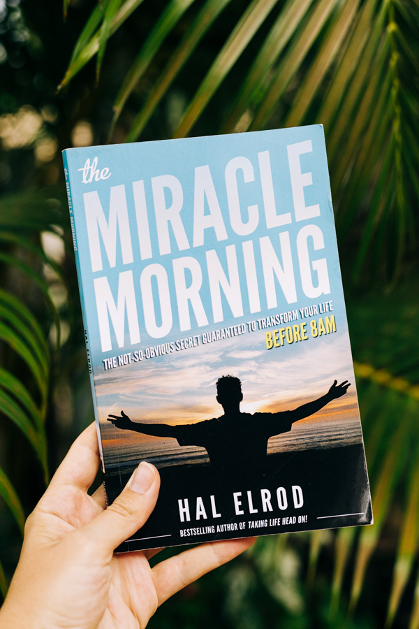The Book The Miracle Morning
