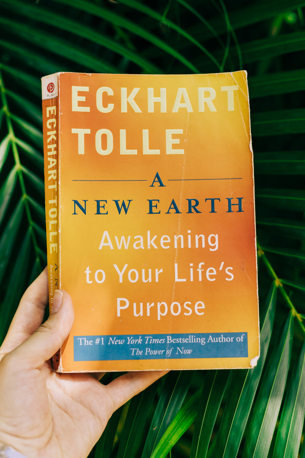 The Book A New Earth - Awakening To Your Life's Purpose