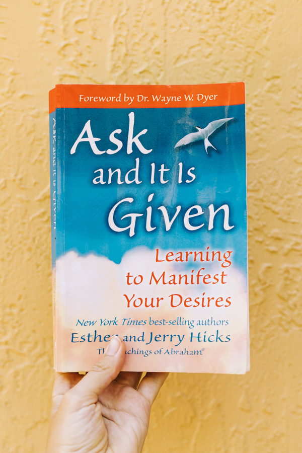 The Book Ask And It Is Given