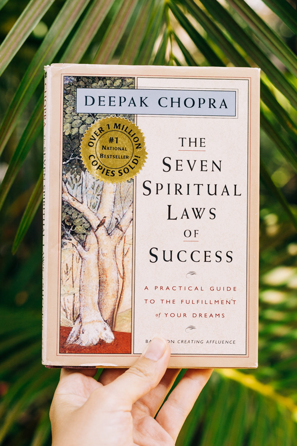 The Book The Seven Spiritual Laws of Success