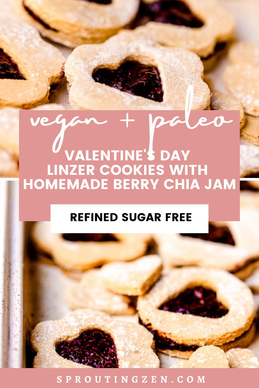 easy healthy valentine's day linzer cookies (2)