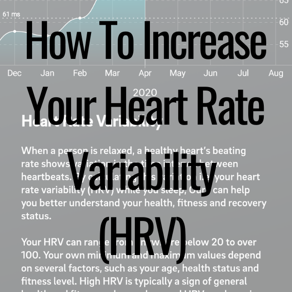 How to increase your heart rate variability | Sprouting Zen