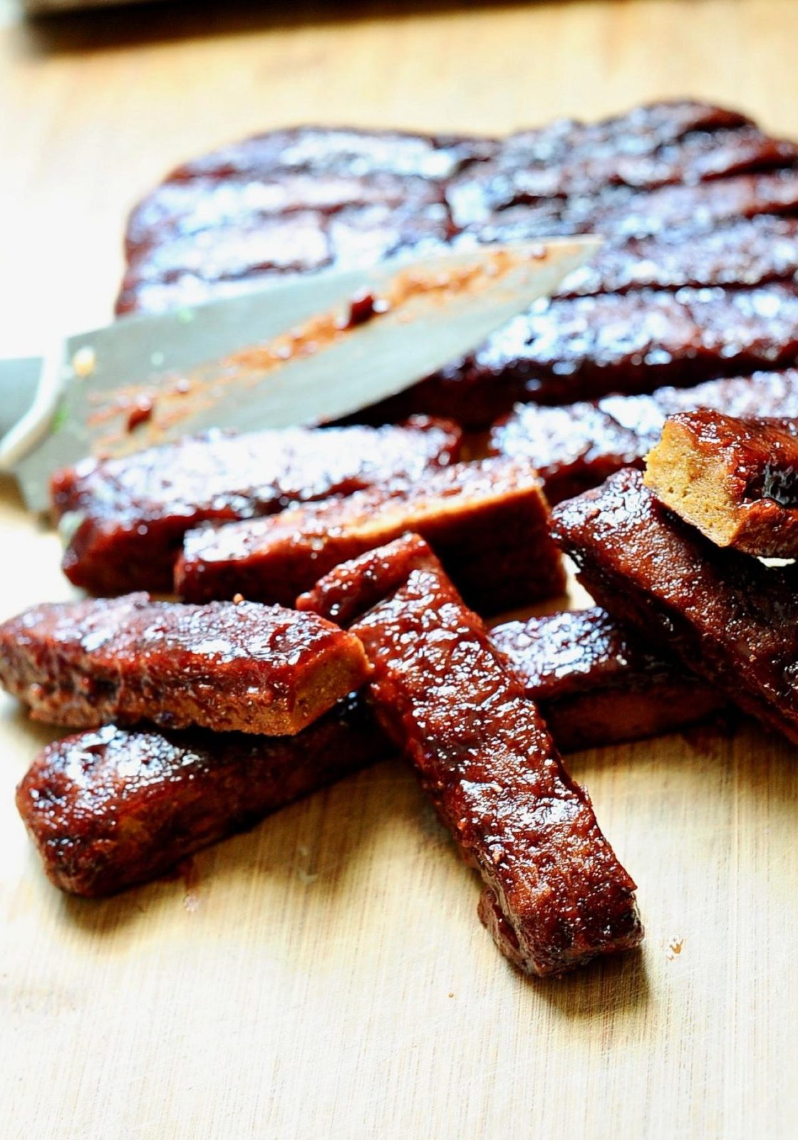 Bbq-Vegan-Ribs-with-Sticky-Tamarind-Bbq-Sauce-2