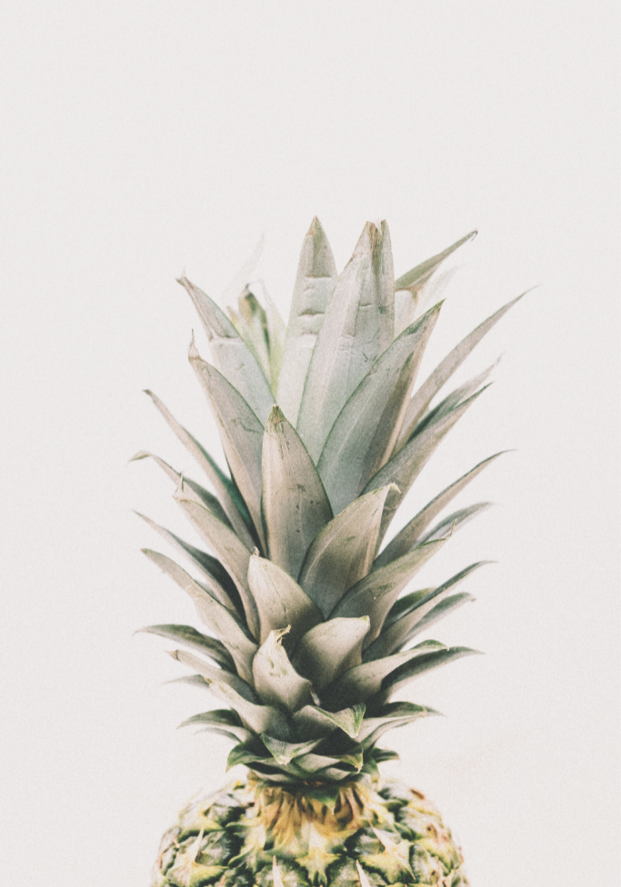 Pineapple anti inflammation benefits | Sprouting Zen