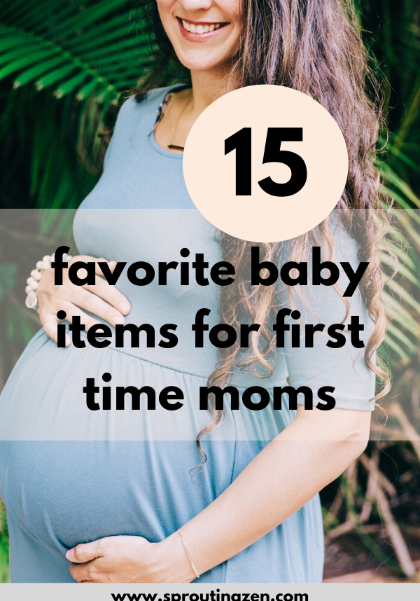 15 favorite baby items for first time moms