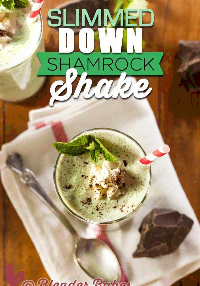 ShamrockShakePin