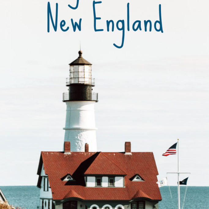 Things to do in new england