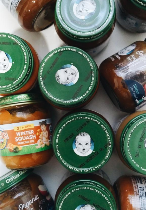 why your baby's food should have the clean label purity award