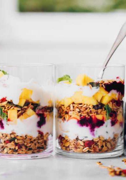 Easy Healthy Breakfast Recipe Ideas Vegan | Sprouting Zen