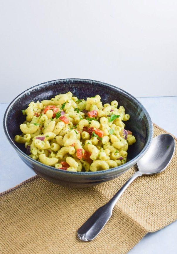 avocado-macaroni-salad-vegan-5