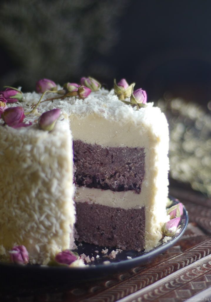 blackberry-coconut-cake-no-bake-grain-free-gluten-free-nut-free-refined-sugar-free-eggless-dairy-free