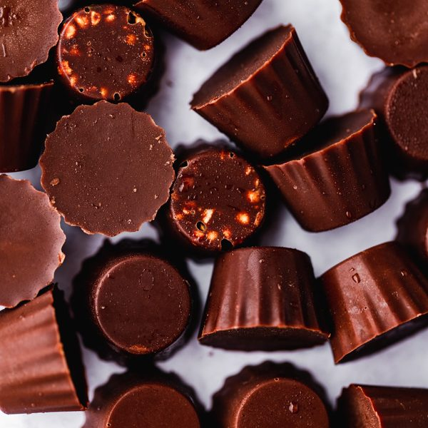 How to make healthy homemade chocolate easily | Sprouting Zen