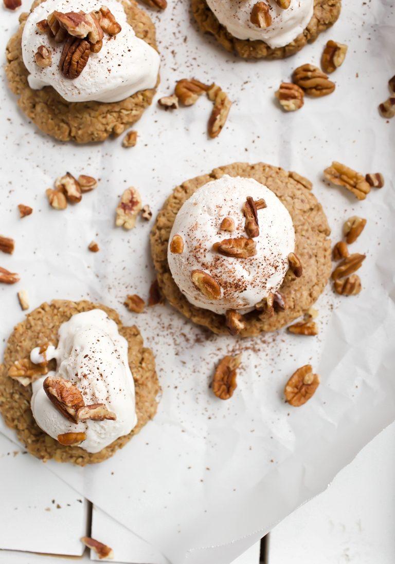 vegan-pecan-pie-cookies-gluten-free